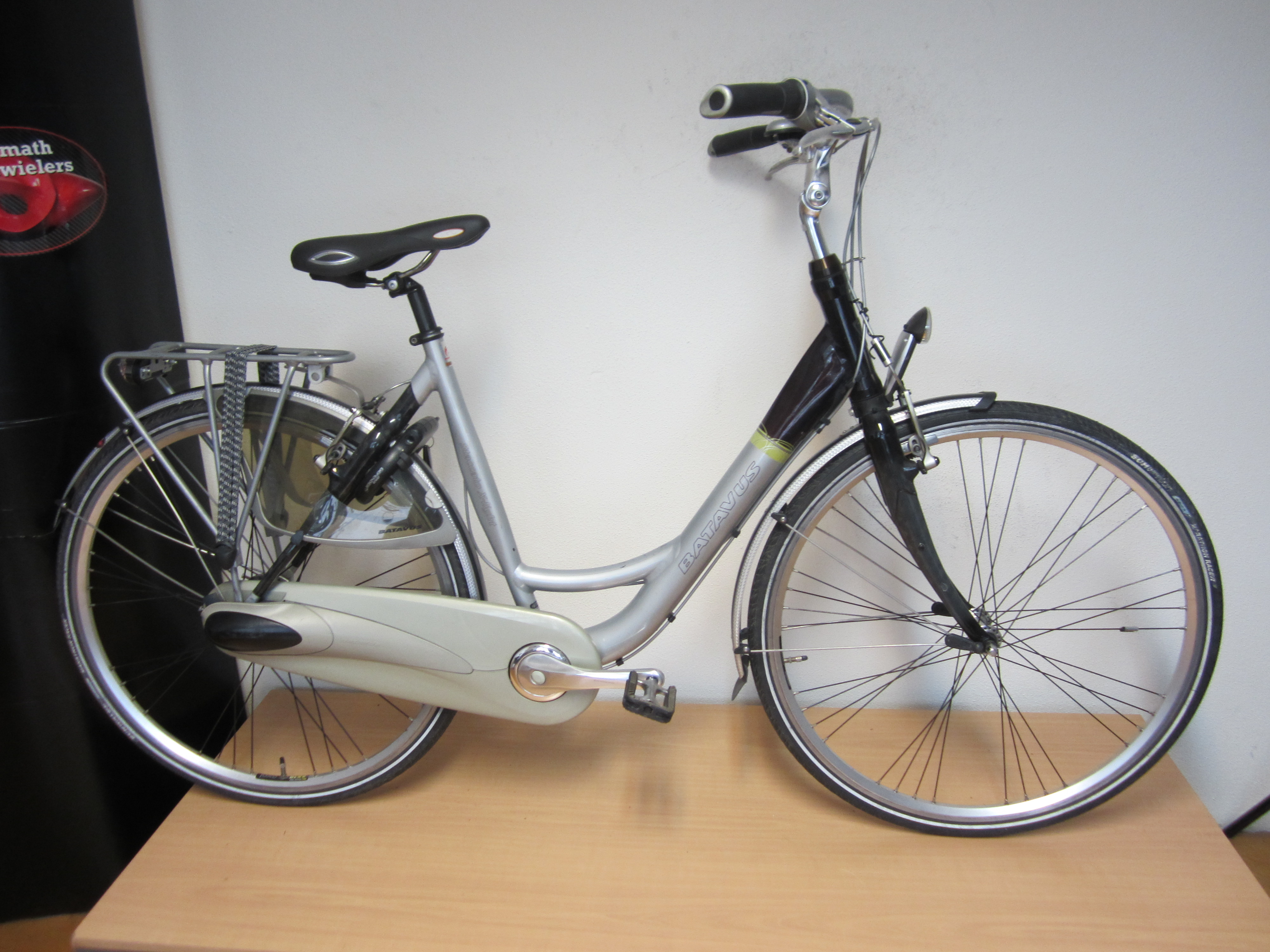 Onwijs Batavus Staccato Carbon damesfiets twv 999 euro – hybridstore EP-49